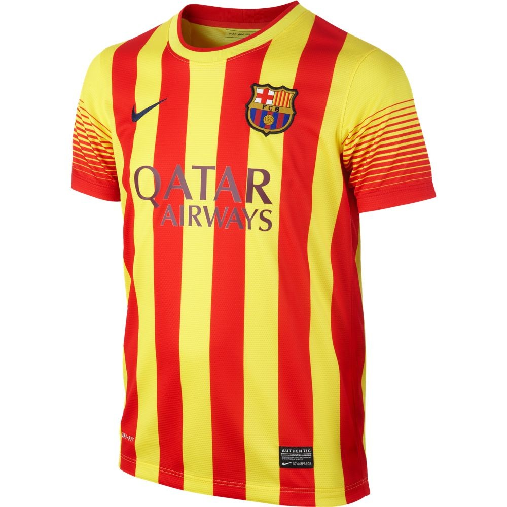 cd3a68abca4 fc barcelona away shirt Football Cleats of 2019
